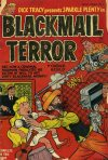Cover For Harvey Comics Library 2 Blackmail Terror