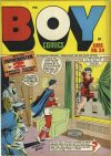 Cover For Boy Comics 34
