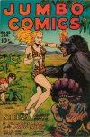 Cover For Jumbo Comics 95