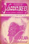 Cover For L'Agent IXE 13 v2 156 Adoujah l'hypnotiseur