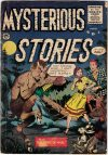 Cover For Mysterious Stories 7