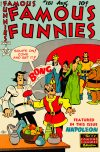 Cover For Famous Funnies 181
