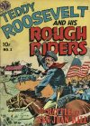 Cover For Teddy Roosevelt And His Rough Riders 1