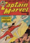Cover For Captain Marvel Adventures 116