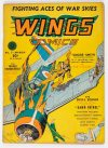 Cover For Wings Comics 7