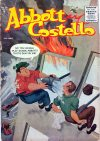 Cover For Abbott and Costello Comics 29