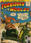 Cover For Forbidden Worlds 39