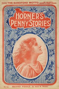 Large Thumbnail For Horner's Penny Stories 441 - Second Fiddle