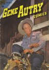 Cover For Gene Autry Comics 21