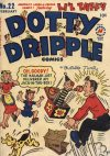 Cover For Dotty Dripple 22