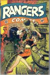 Cover For Rangers Comics 16