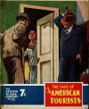 Cover For Sexton Blake Library S3 178 The Case of the American Tourists