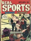 Cover For Real Sports Comics 1