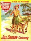 Cover For Schoolgirls' Picture Library 36 Jill Crusoe Castaway