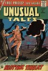 Cover For Unusual Tales 19