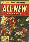 Cover For All New Comics 9