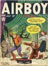 Cover For Airboy Archive Part 4