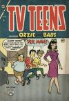 Cover For TV Teens 14