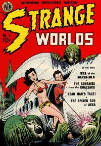 Large Thumbnail For Strange Worlds #1