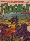 Cover For Frogman Comics 10