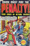 Cover For Crime Must Pay the Penalty 1