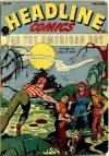 Cover For Headline Comics 20