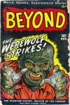 Cover For The Beyond 1