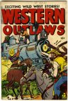 Cover For Western Outlaws 18