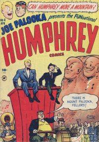 Large Thumbnail For Humphrey Comics #4