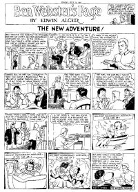 Large Thumbnail For Ben Webster Sunday H story 1937