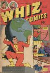 Cover For Whiz Comics 148