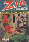 Cover For Zip Comics 13