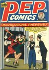 Cover For Pep Comics 58