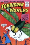 Cover For Forbidden Worlds 106