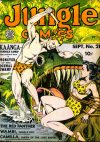 Cover For Jungle Comics 21