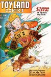 Cover For Toyland Comics 3