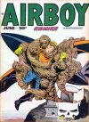 Cover For Airboy Comics v5 5