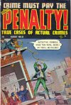 Cover For Crime Must Pay the Penalty 21