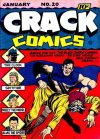 Cover For Crack Comics 20