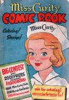 Cover For Miss Curity Comic Book