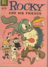 Cover For 1128 Rocky and his Friends