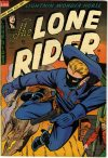 Cover For Lone Rider 21