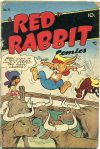 Cover For Red Rabbit 9