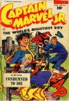 Cover For Captain Marvel Jr. 119