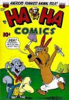 Cover For Ha Ha Comics 93