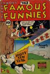 Cover For Famous Funnies 162