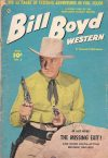 Cover For Bill Boyd Western 5