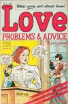 Cover For Love Problems and Advice Illustrated 1