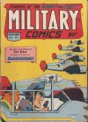 Cover For Military Comics 34