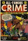 Cover For All Famous Crime 8